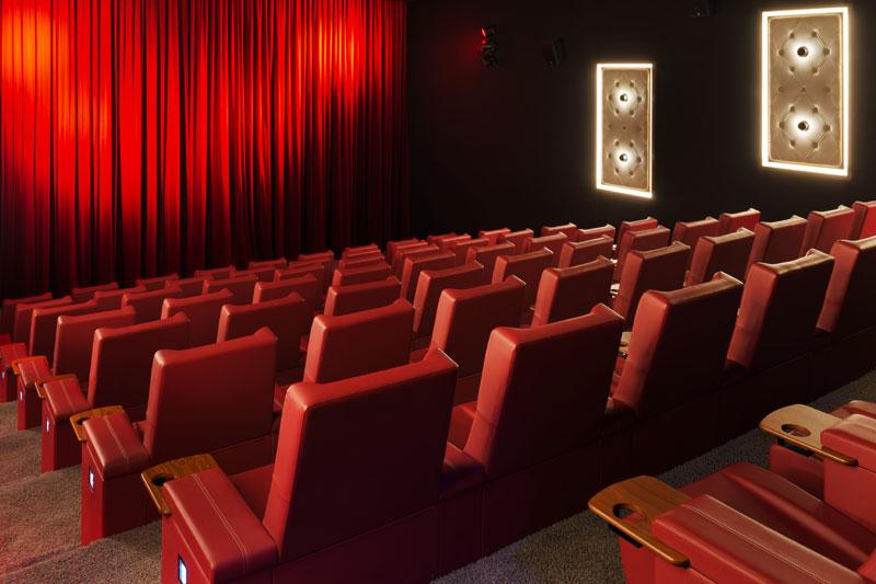Werbung im Kino